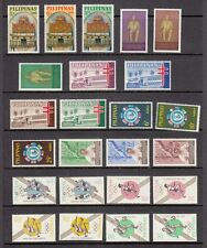 (RP64) PHILIPPINES - 1964 COMPLETE YEAR STAMP SETS. MUH