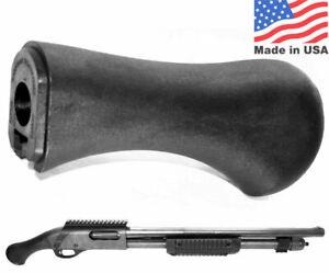 H&R 1871 pardner pump 12 gauge tactical accessory raptor grip home defense gear.