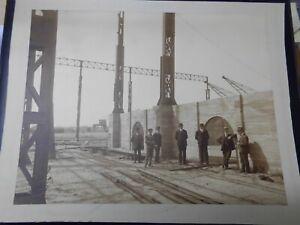 Foto Philippe Gaston Bergbau Hüttenbau Belgien um 1900/20 Ort unbekannt-2