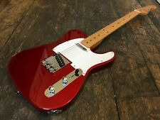 SX Candy Apple Red TC Electric Guitar With Free Gig Bag