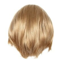 Fashion Women's Wigs with Pony, Natural Wave, Short Female Wigs of Human Ha