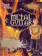 Rock House Method Metal Guitar Beginner 0882413000705 DVD Region 1