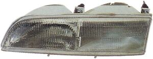 FITS 1989 -1993 FORD THUNDERBIRD DRIVERS LEFT FRONT HEADLIGHT LAMP ASSEMBLY