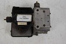 ABS Hydraulikblock Steuergerät 13039901 Opel Vectra B 1.8 16V Bj.1998
