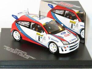 1/43 Ford Focus WRC Martini  Rally Monte Carlo 1999  S.Jean-Joseph / F.Gallagher