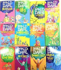 Roald Dahl 3 Books Set-Individual Books Sold as Set-Brand New Unused