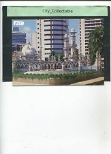 P117 # MALAYSIA USED PICTURE POST CARD * MASJID JAME (MOSQUE) KL BUILT IN 1909