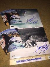 Adriano De Souza Signed Autographed 8X10 Photograph (1) Surfing Surfer-Proof Coa
