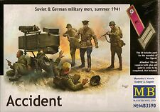 1/35 Master Box 3590- The Accident  - 1941 Eastern Front - 4 Figures Set