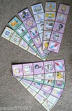 Gran diario visual Tiras en un anillo ~ asd/sen/autism libre envío £ 4.75 por cada conjunto!