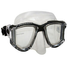Promate MK490 Panoramic Side-View Mask Goggle for Scuba Diving Snorkeling Gear