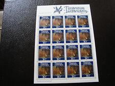 LIECHTENSTEIN - timbre/stamp Yvert et Tellier n° 720 x16 n** (Z2)