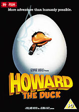 HOWARD THE DUCK - DVD - REGION 2 UK