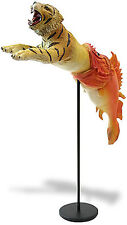 Salvador Dali Dream Caused By Flight Of A Bee Tiger Fish Sculpture Figurine