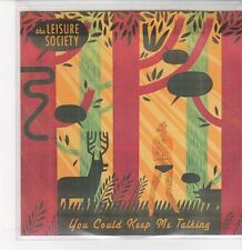 (DQ652) The Leisure Society, You Could Keep Me Talking - 2011 DJ CD