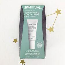 SpaRitual Cuti Quench Conditioning Cuticle Creme Cream Vegan Organic New
