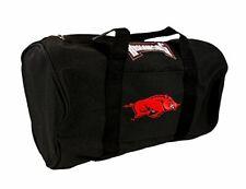 Mighty Mac Arkansas Razorbacks NCAA Kids Mini Duffle Bag, Black