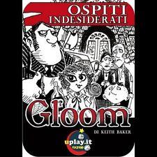 Gloom, Ospiti Indesiderati, Espansione, Nuova by Uplay, Edizione Italiana