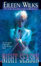 A Novel of the Lupi: Night Season Vol. 4 : Moon Children 4 by Eileen Wilks (2008