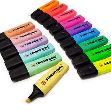 Stabilo Boss Highlighter Pens - Original & Pastel Highlighters- Buy 3 Get 1 Free