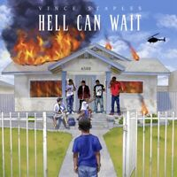 "Vince Staples, 'Hell Can Wait' Art Music Album Poster HD Print 12"" 16"" 20"" 24"""