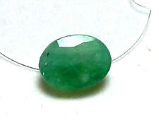 9ct Earth Mined Colombian Emerald 15x11 Untreated Unheated Translucent USASeller