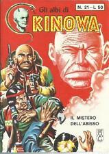 KINOWA LIBRETTO N° 21