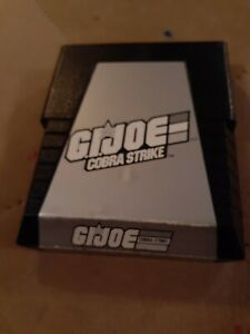 G.I. JOE COBRA STRIKE by PARKER BROTHERS for ATARI 2600 ▪︎ FREE SHIPPING ▪︎