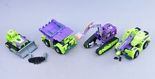 Transformers Universe Devastator Complete Target Landfill Repaint