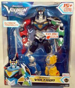 Dreamworks Voltron Legendary Defender Ultimate Voltron Lights & Sounds (MISB)