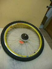 6275. gebr. Fahrrad Laufrad Felge Rad mit Reifen  26 Zoll