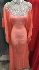 Dubai Stil Kaftan Farasha Jalabiya Maxi Kleid die Abaya Islamische Kleid Party Hochzeit