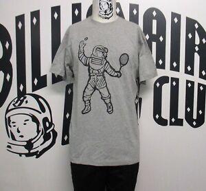 Billionaire Boys Club Pharrell Williams S 18 HTR Grey BBC Astronaut Tee shirt-L