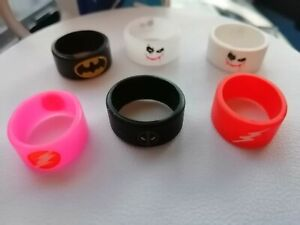 Silicone Rings - various styles available