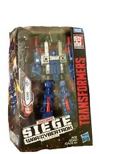 Transformers Cog Siege War For Cybertron WFC Deluxe Class