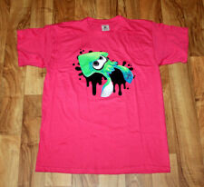 Splatoon 2 Inkling Squid Nintendo Switch Rare promo T-Shirt Size S