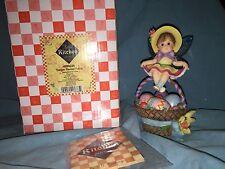 "My Little Kitchen Fairies ""EASTER BASKET FAIRIE""  NIB"
