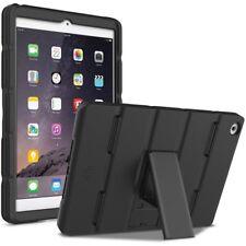 iLuv - Layup Rugged Dual-Layer Case for iPad Air 2 Black RRP $59.00