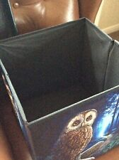 Folding Sturdy Storage Box Stool Lisa Parker, Way of The Witch