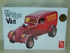 AMT 1933 Willys Van Model Kit