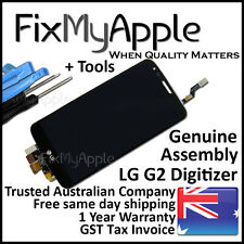 LG G2 D802 D805 OEM Black Glass Touch Screen Digitizer LCD Assembly Replacement