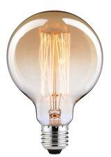 Paulmann 40W Rustic E27/Medium Incandescent Light Bulb