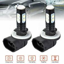 2x 881 LED Light Bulbs Headlights White For Polaris Sportsman 500/600/700/800
