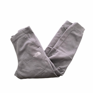 BOYS GREY THE NORTH FACE JOGGERS PANTS YOUTH JUNIOR LG
