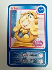 Carte heros Disney pixar auchan no49 big ben collection