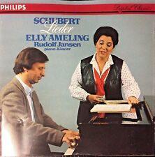 Schubert: Lieder   Elly Ameling Rudolf Jansen CD Philips IMPORT UPC 028941629425