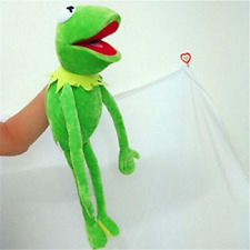 Wahahay Kermit The Frog Puppet, The Muppets Movie Soft Stuffed Plush Toy, 20