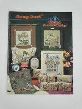 Nature Cross Stitch pattern, alphabet cross stitch pattern, home cross stitch