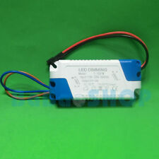 1p~100x AC Dimming LED Driver 7~15x1W Power Supply Lamp Light Bulb 7W 9W 12W 15W
