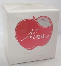 Nina Ricci NINA EDT 50ml Eau de Toilette NEUF 100% Authentique Vapo Parfum Femme